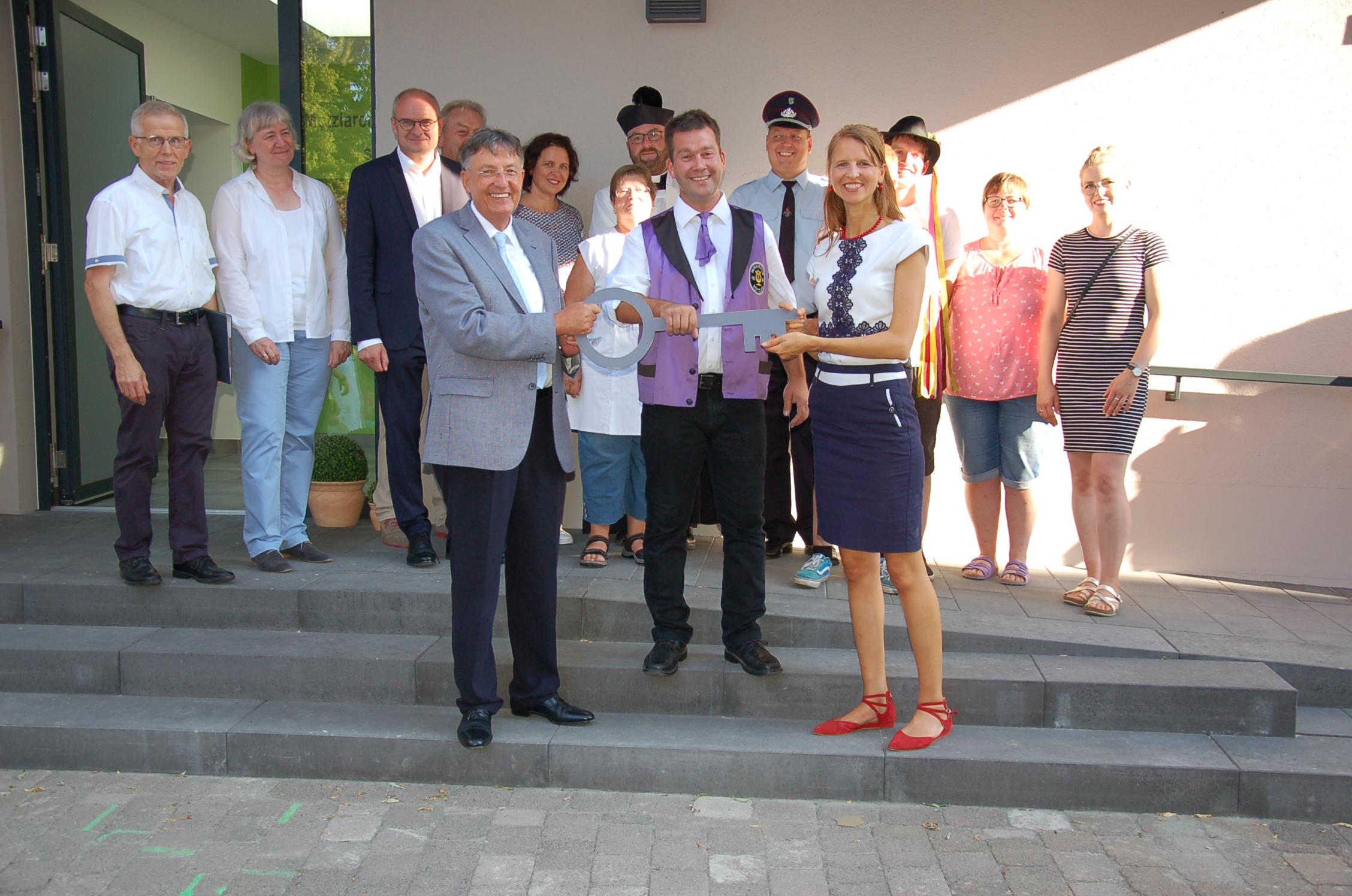 """""""Dorfschule"""" Motzlar eingeweiht"""