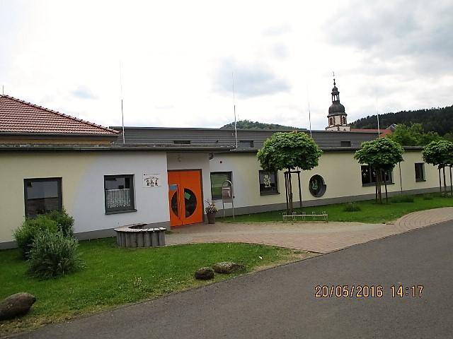 """DRK Kindertagesstätte """"Rhönzwerge"""""""